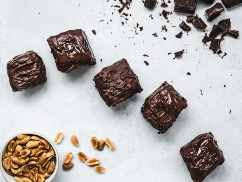 Brownies aux snickers