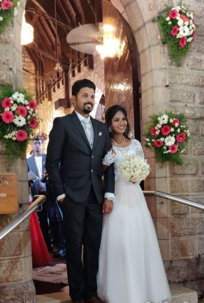 Check Reviews-Bridal Brigade for affordable wedding dresses in Bangalore