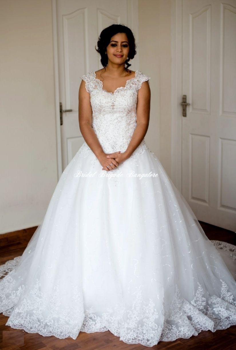12 Best Wedding Dresses & Bridal gowns Bangalore