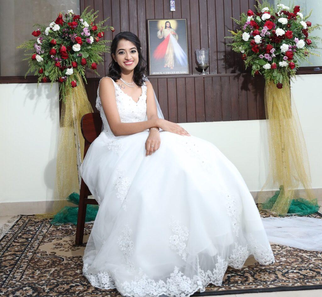 Bride from Bridal Brigade Bangalore
