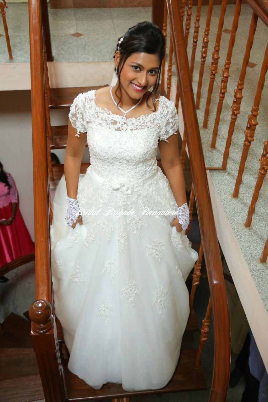 Wedding gown shop in Bangalore