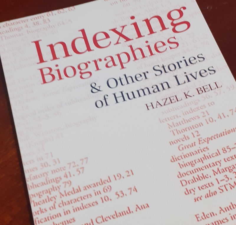 Indexing textbook