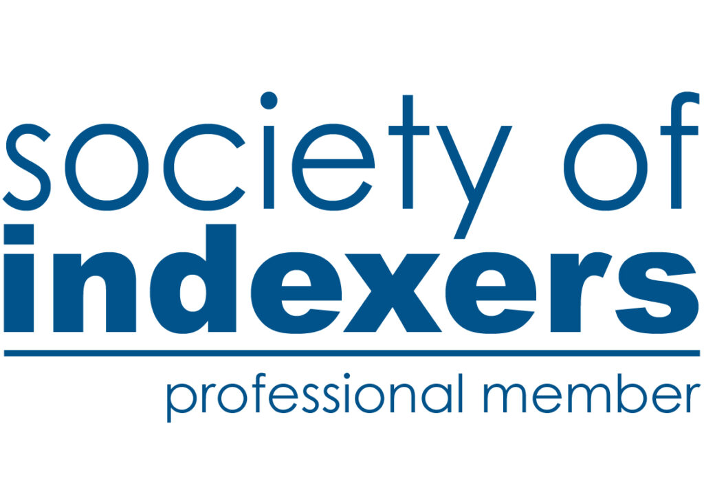 UK Society of Indexers' Professional Logo