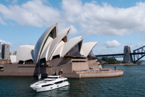 MY Oneworld Sydney Opera House