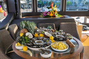 ONEWORLD Food Stations - Oyster Bar