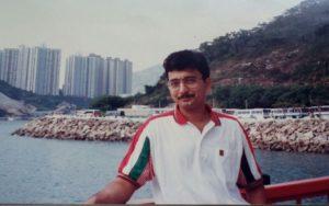 Mustafa Bikanerwala - Mumbai - Early Days