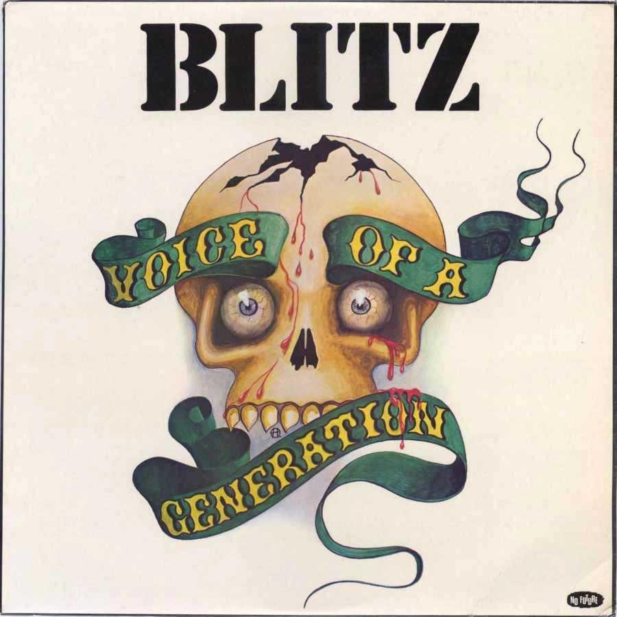 "Blitz: ""Voice of a Generation"" (No Future, 1982)"