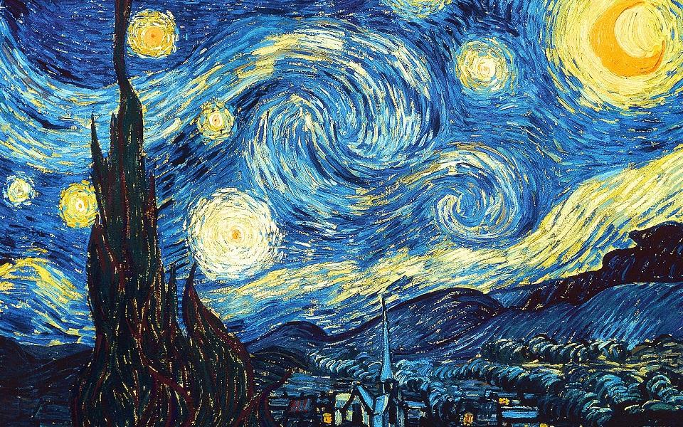 Starry Starry Night: Viaje a la infancia