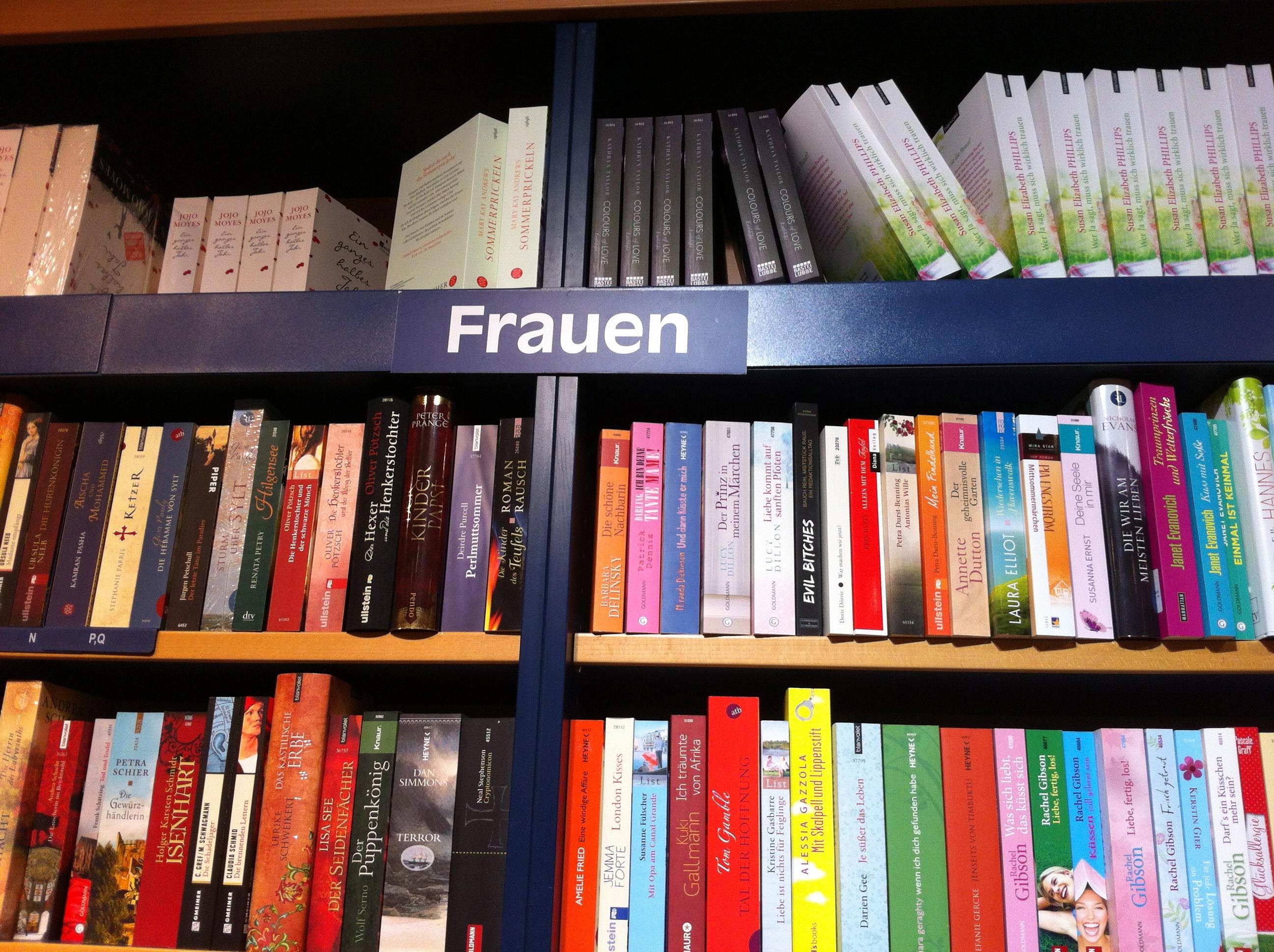 Frauen(literatur)