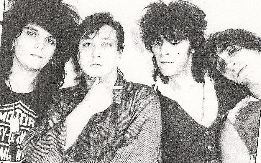 "Los Bichos: ""In Bitter Pink"" (Ohiuka, 1991)"