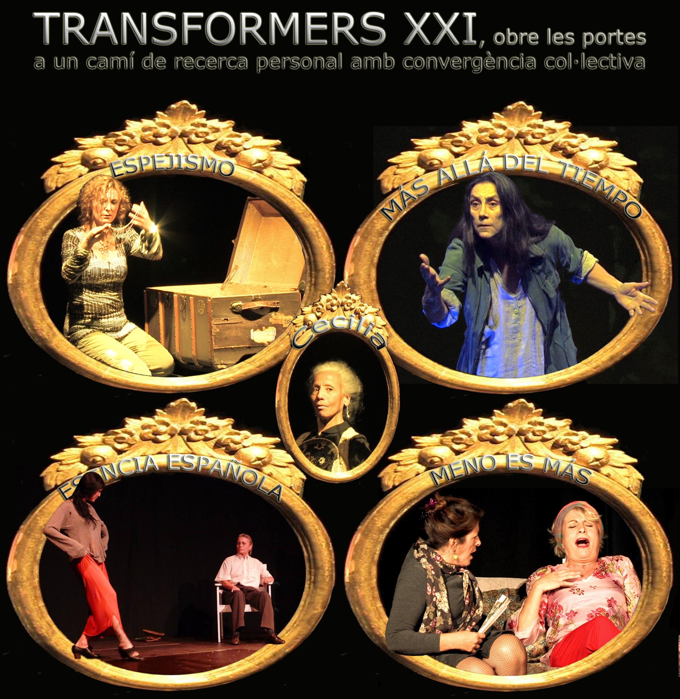 El TRANSFORMERS SE TRANSFORMA