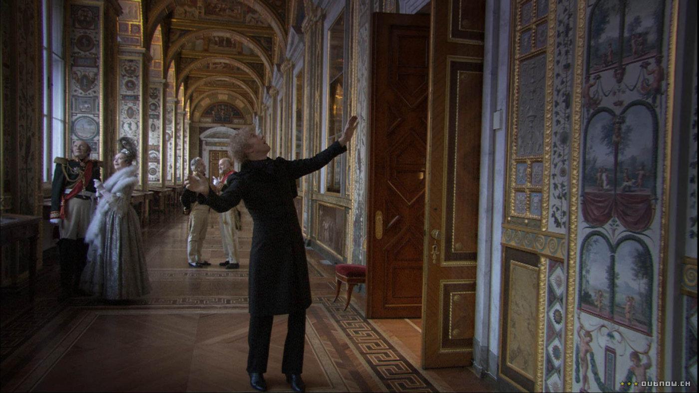 El arca rusa: Un espectáculo inigualable
