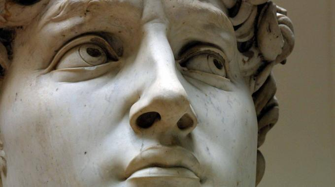 Notas sobre el arte: David y los esclavos de Miguel Ángel