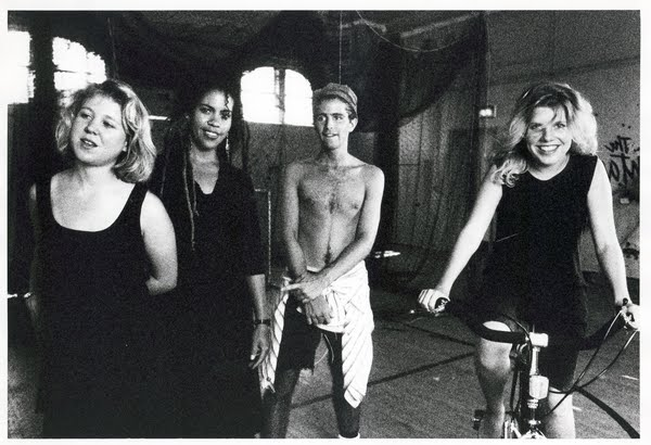 Throwing Muses: «Throwing Muses» (4AD, 1986)