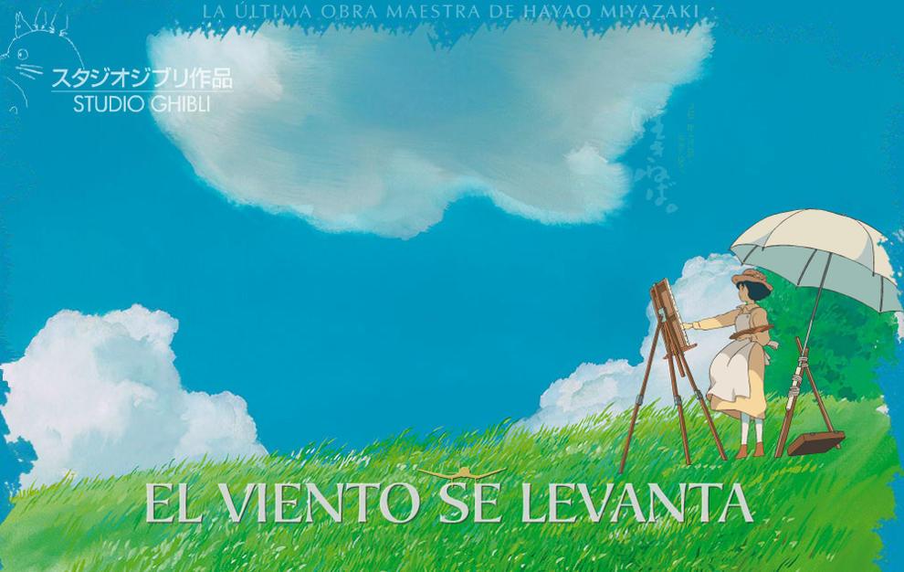 El Viento se Levanta: el gran adios de Miyazaki