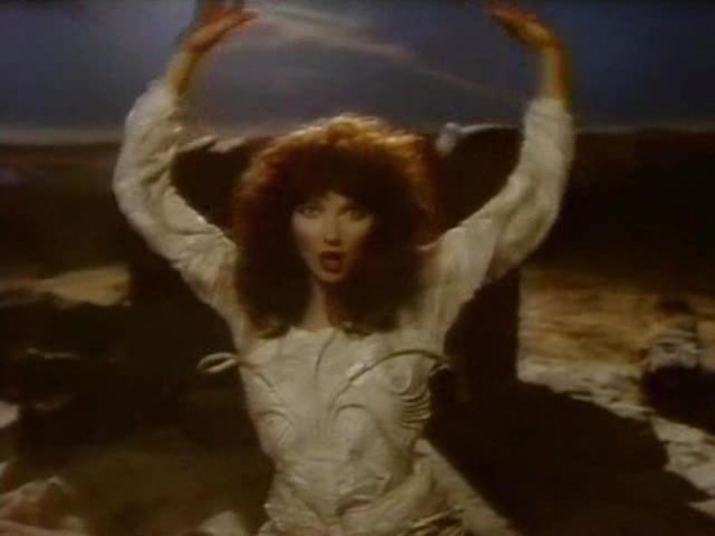 Kate Bush: «The Dreaming» (EMI, 1982)