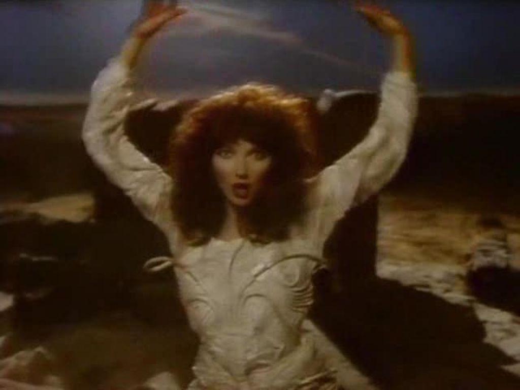 Kate Bush: «The Dreaming» (EMI, 1982)
