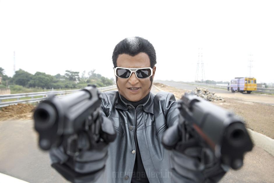 Endhiran: el Matrix bollywoodiense