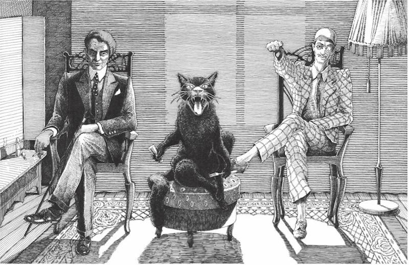 Los Desheredados: «El Maestro y Margarita» (Nevsky, 2014) de Mijail Bulgakov