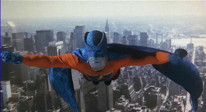 Supersonic Man. Superman castizo.