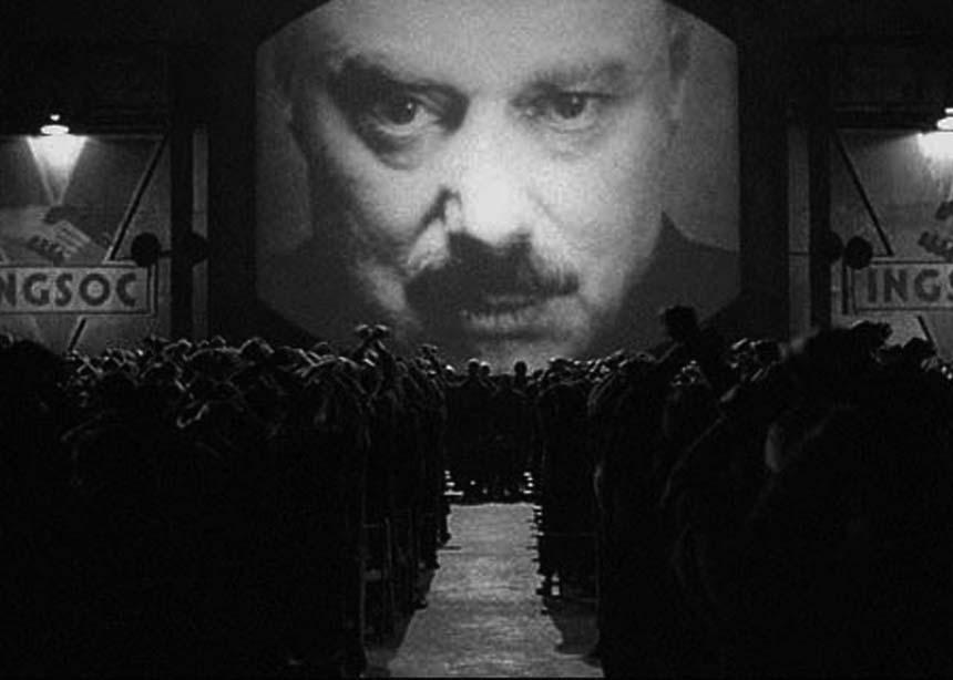 1984: El Gran Hermano preside un Estado que odia la libertad