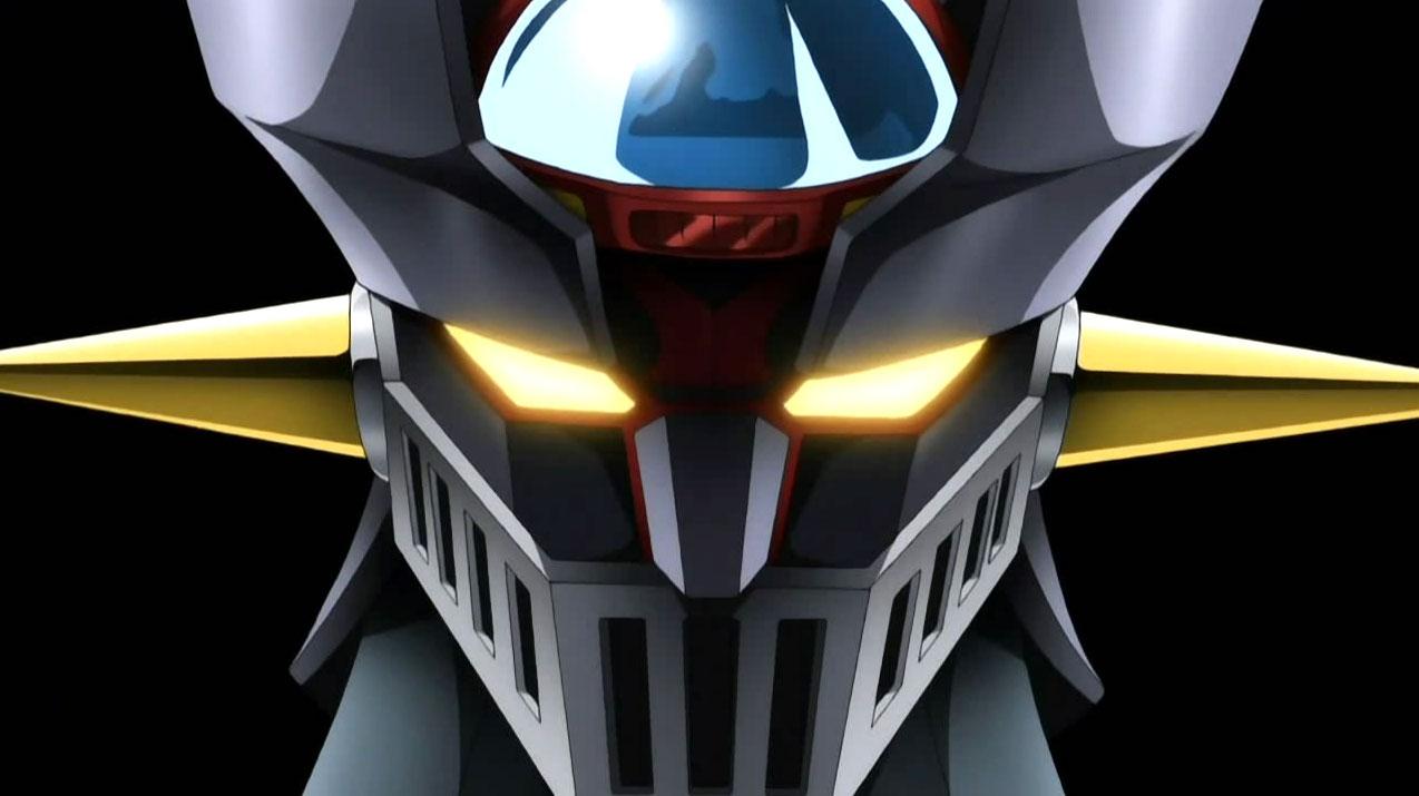Mazinger Z – ¡Quiero tener mi propio robot!