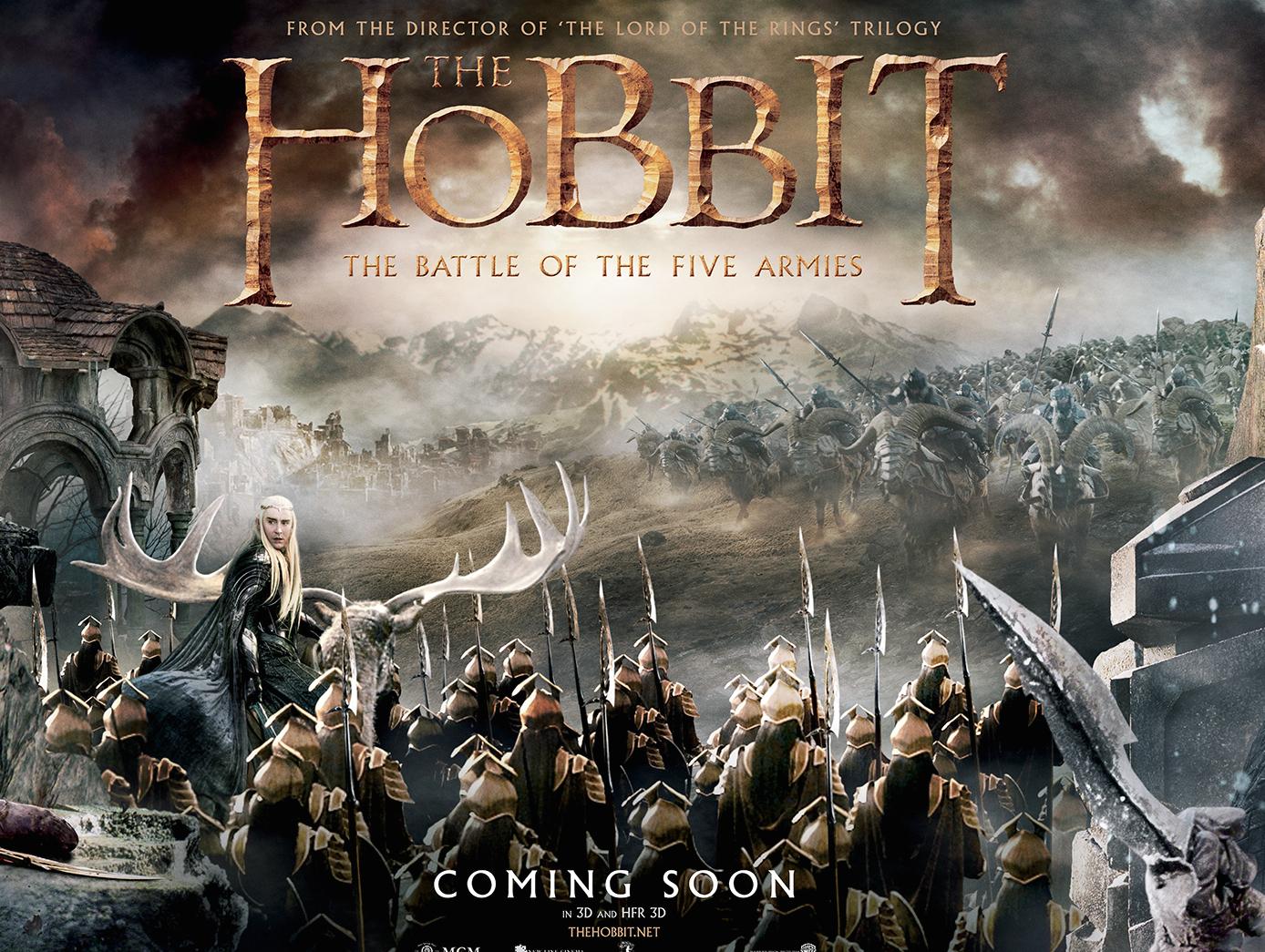 Trilogía de hostias para El Hobbit (III): Lo más duro para el final