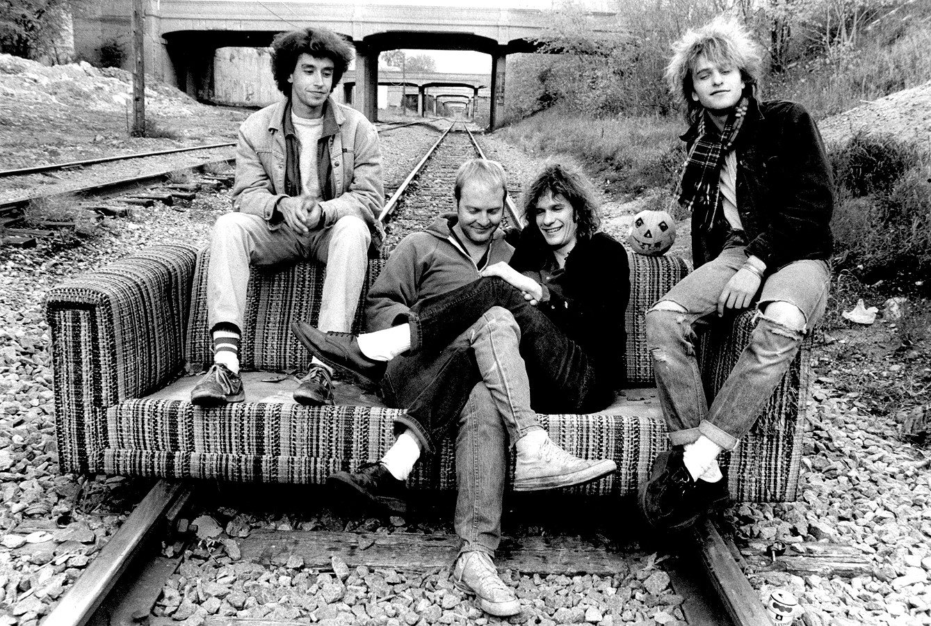 The Replacements: «Pleased To Meet Me» (Sire, 1987)