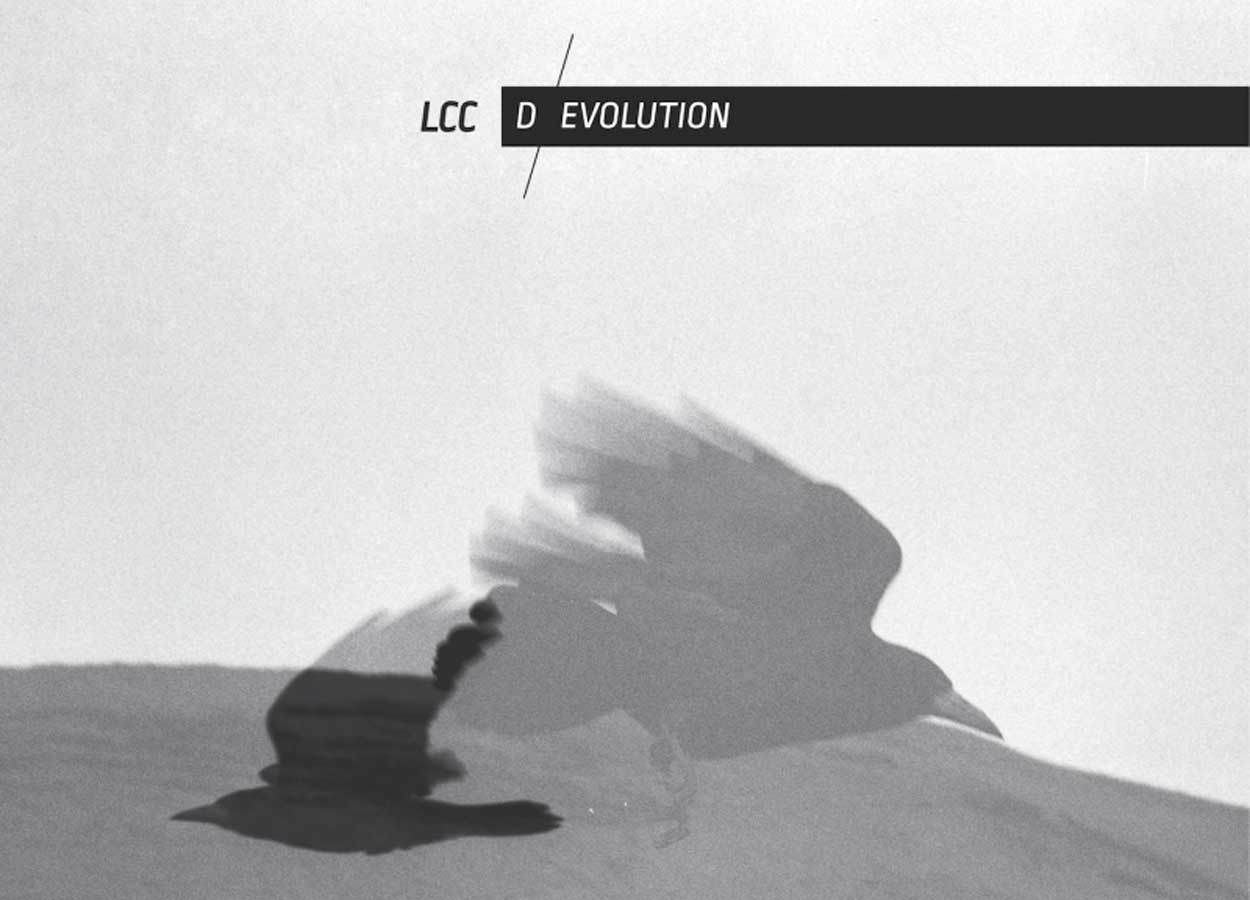 LCC: «D/Evolution» (Editions Mego, 2014)