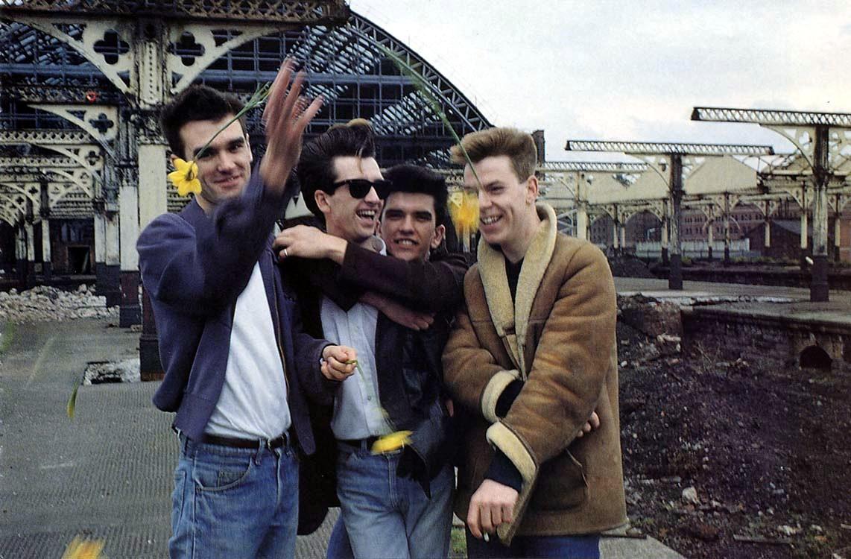 The Smiths. 15 minutos contigo: entrevista a Marcos Gendre
