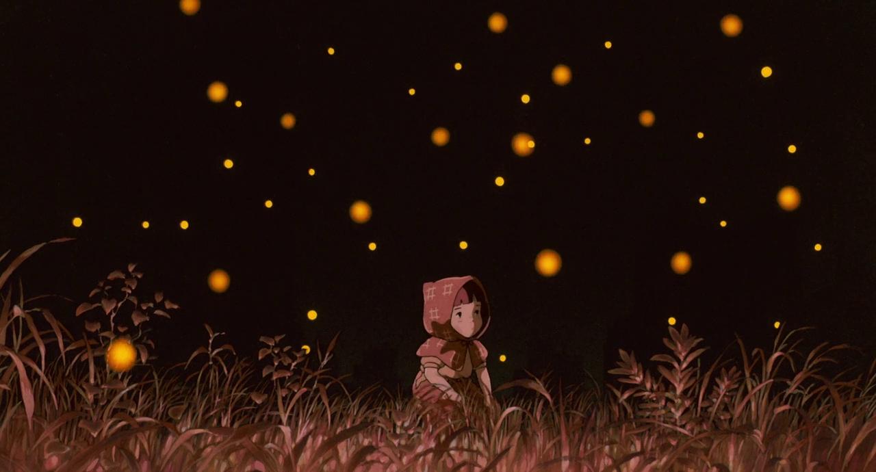 La tumba de las luciérnagas – La esperanza bajo el horror