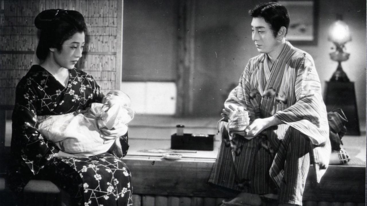 Historia del último crisantemo de Kenji Mizoguchi