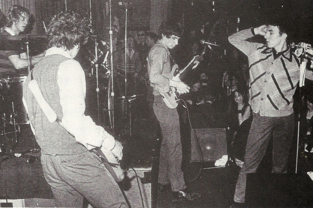 Subway Sect: «We Oppose All Rock 'n' Roll»