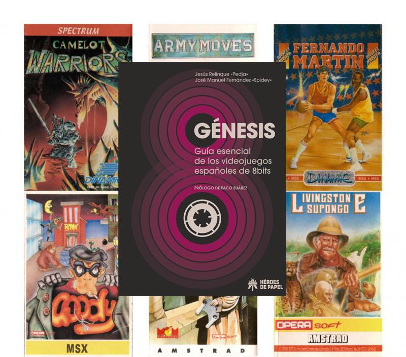Génesis – Una guía de 8 bits
