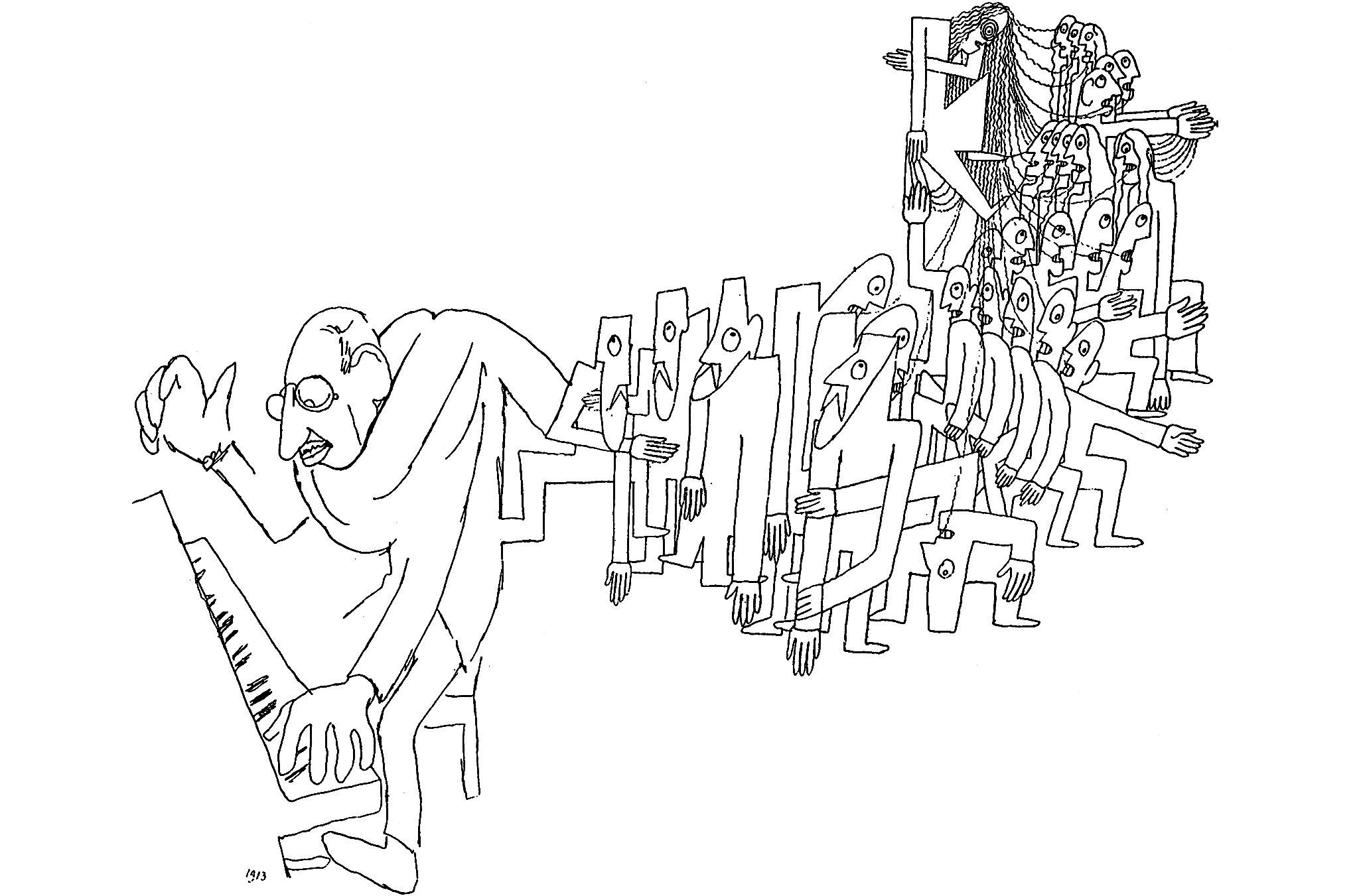 Alex Ross: «El Ruido Eterno»