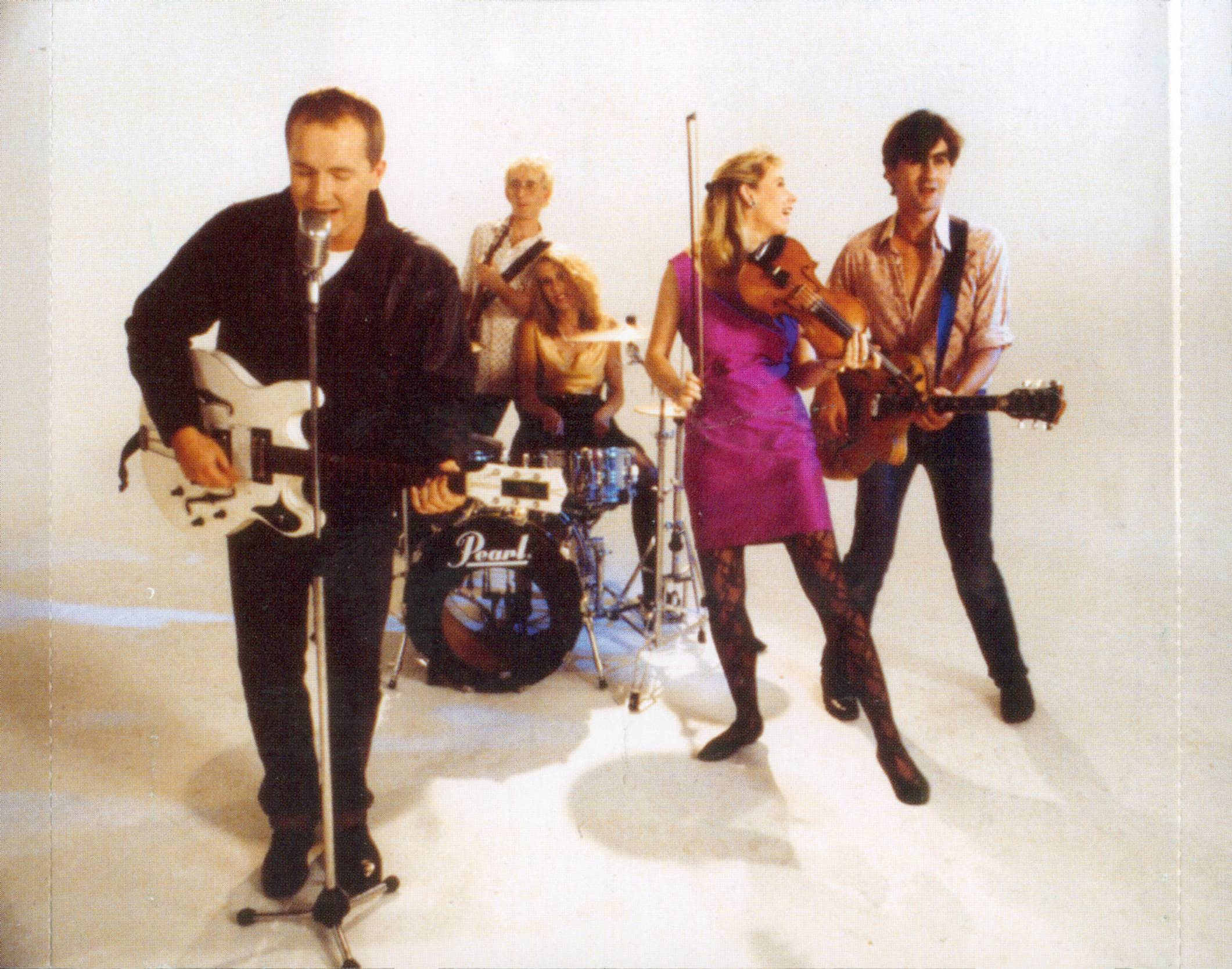 The Go-Betweens: «Streets Of Your Town»