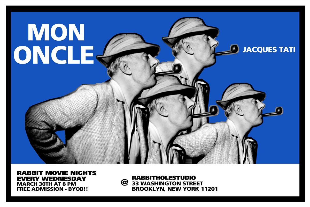 Jacques Tati: «Mi Tío»