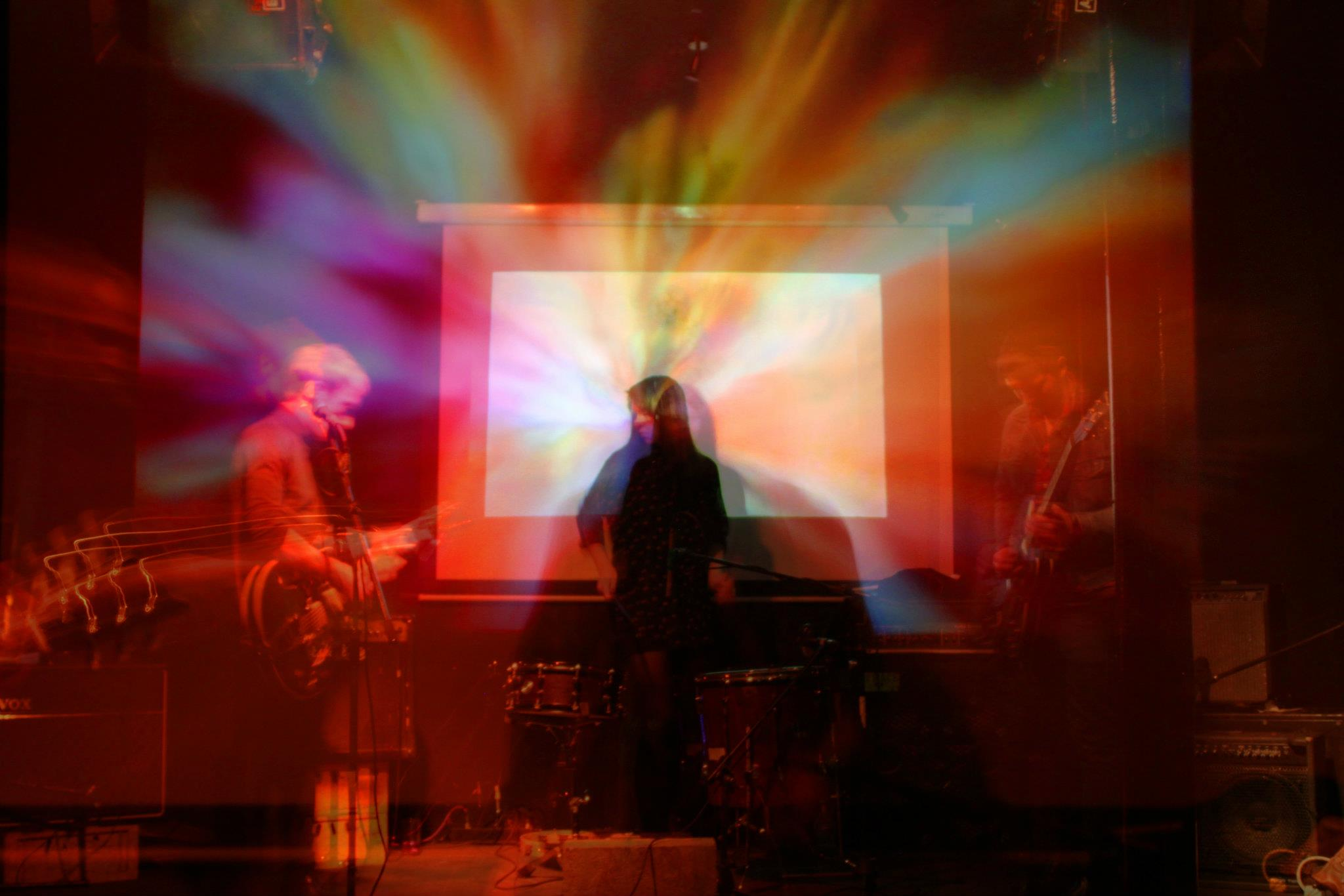 The Underground Youth: «Haunted»