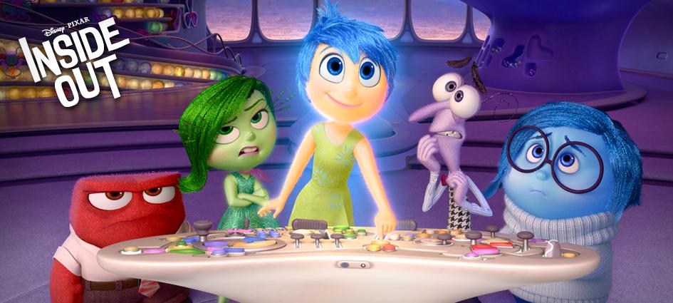 Del Revés – Otra maravilla de Pixar