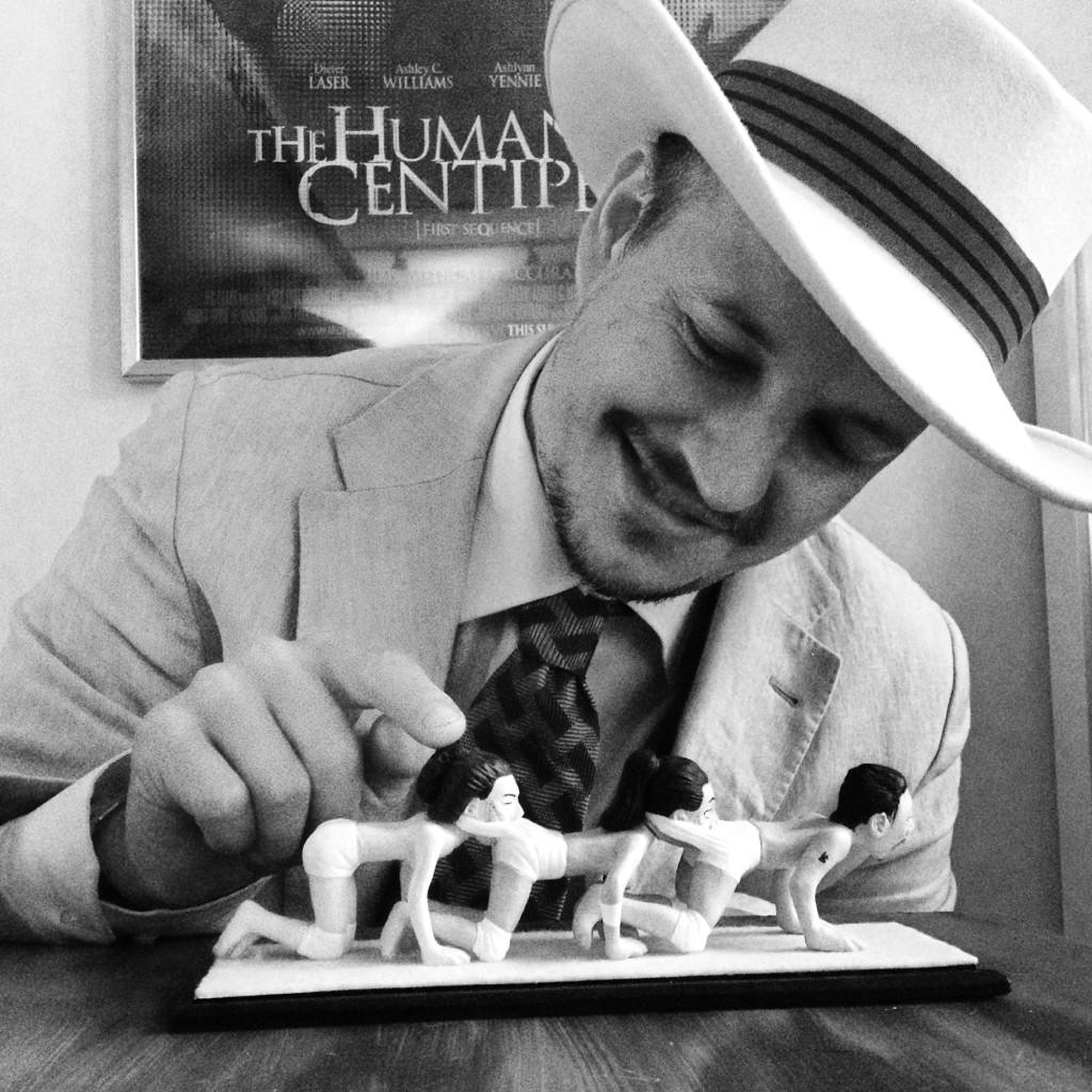 The Human Centipede – La trilogía de la mierda