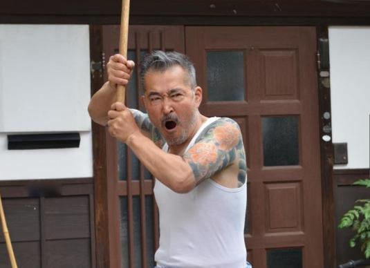 A la vejez, viruelas: «Ruyzho and the Seven Henchmen» de Takeshi Kitano