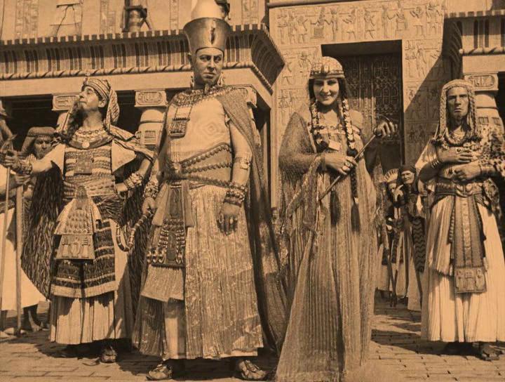 La Mujer del Faraón – La última película alemana de Lubitsch