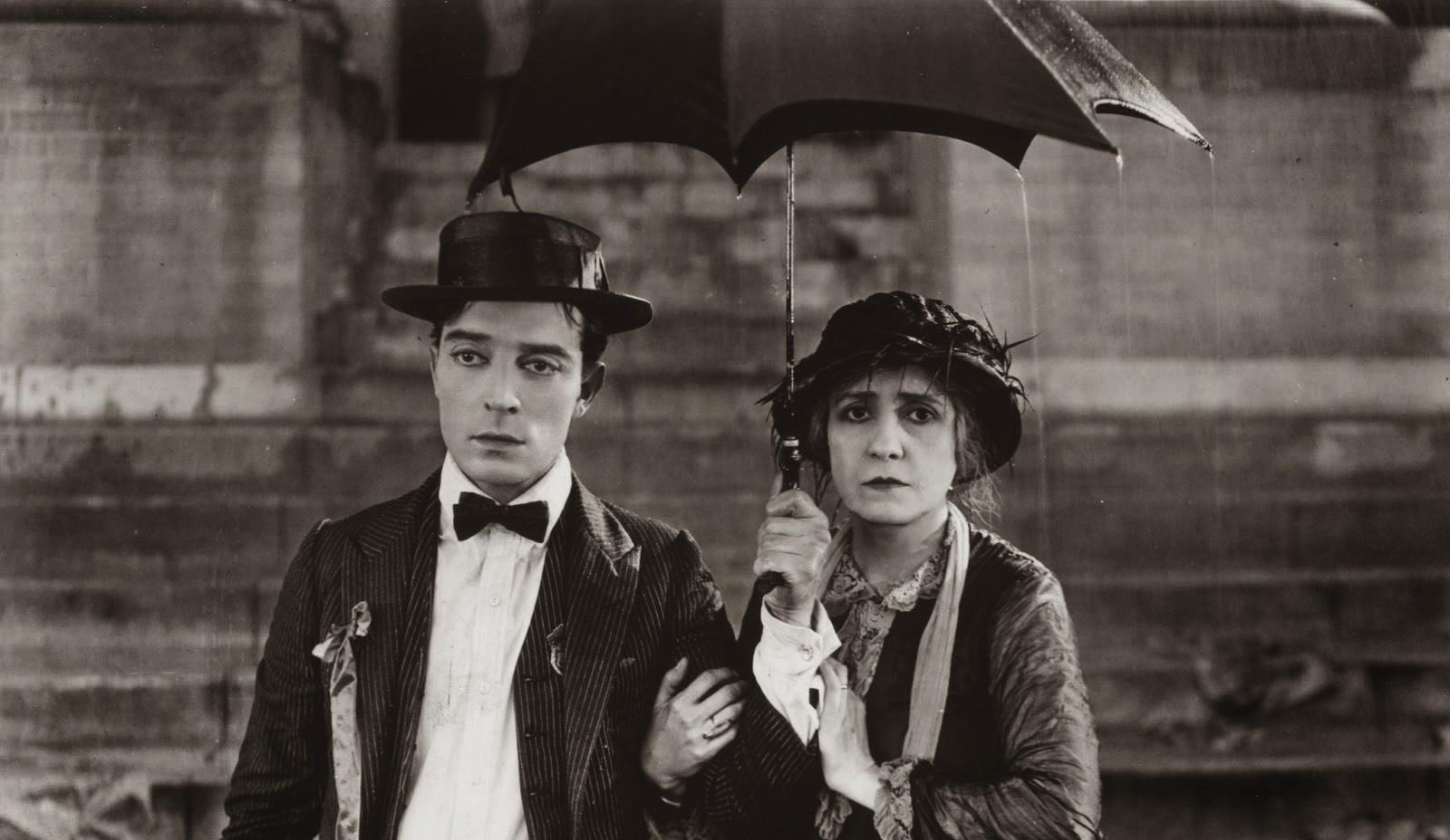 «El colegial» de Buster Keaton