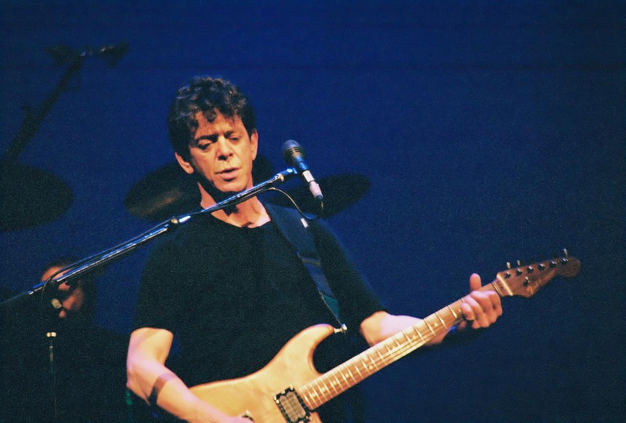 Lou Reed: «Magic & Loss»