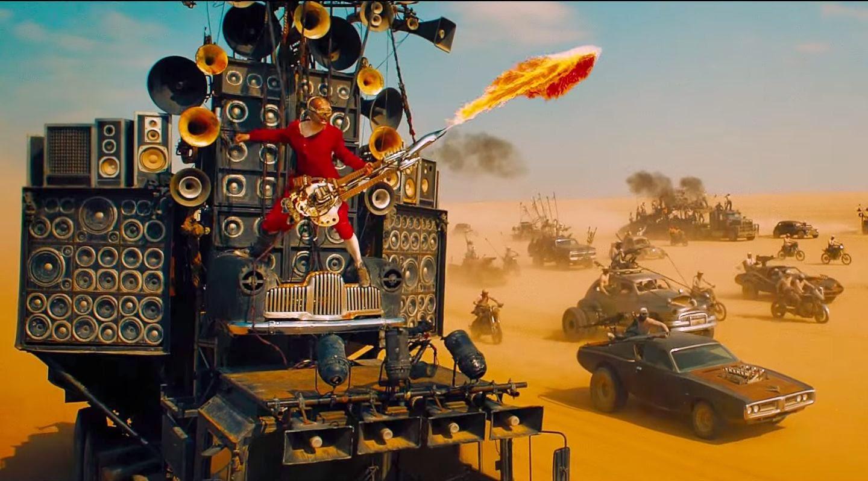 George Miller: «Mad Max. Furia en la carretera»