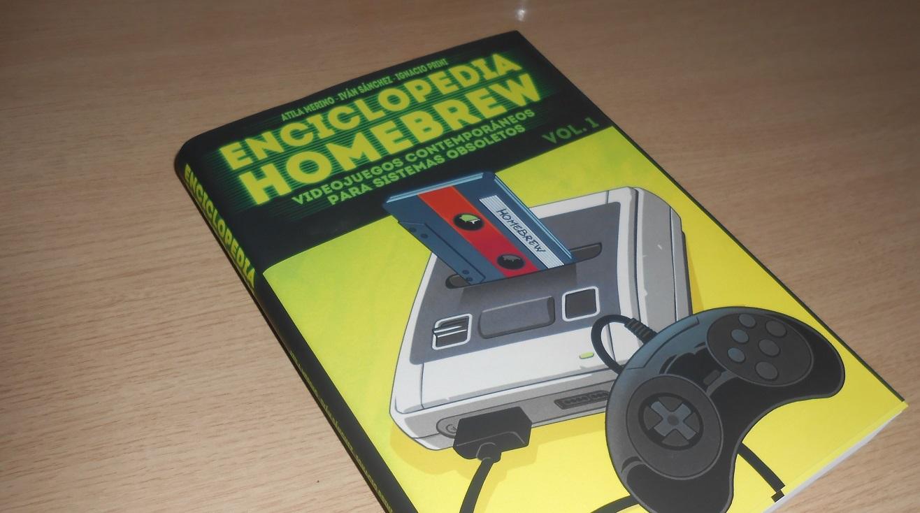 Enciclopedia Homebrew Vol 1.