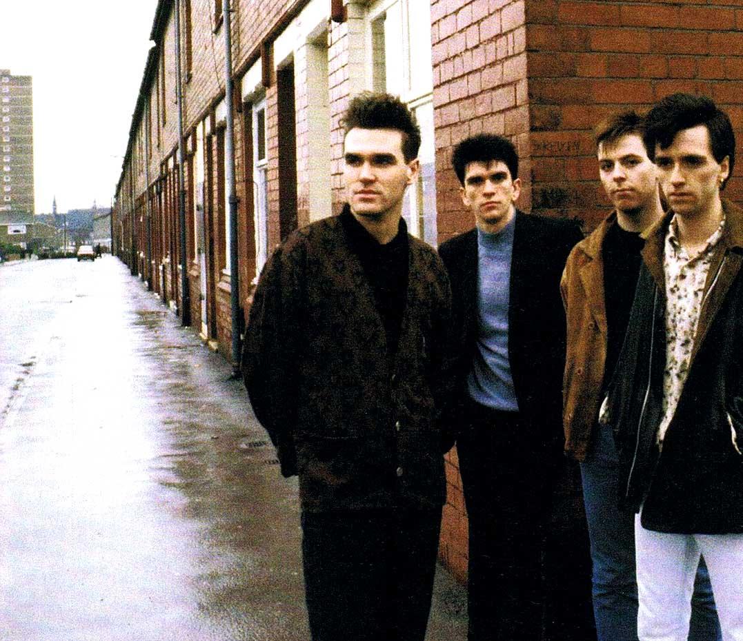 The Smiths: «The Queen Is Dead», iconografía visual.