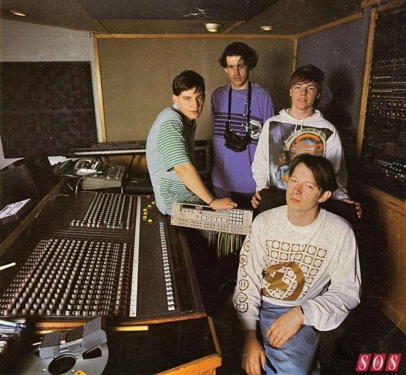 De 808 State a «Voodoo Ray»: en las entrañas del beat