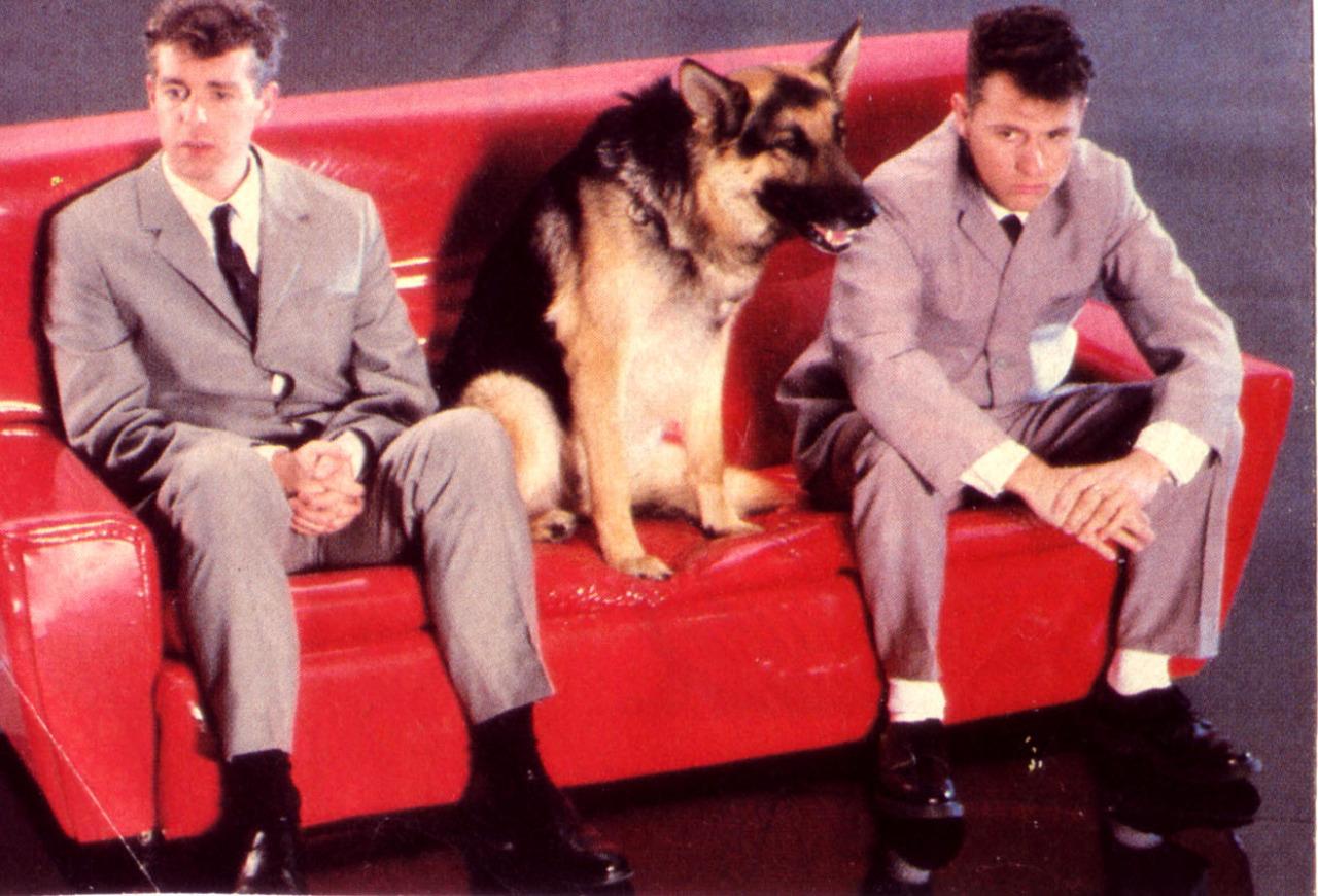 Pet Shop Boys, «Plural». Entrevista con F.J. Barbero