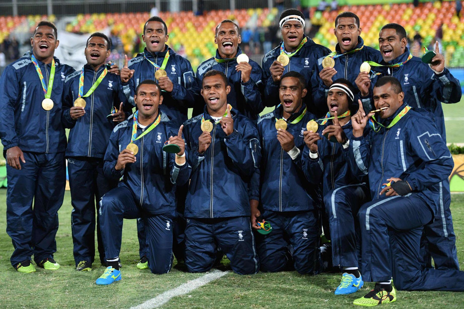 Río 2016: Fiyi consigue su primera medalla.
